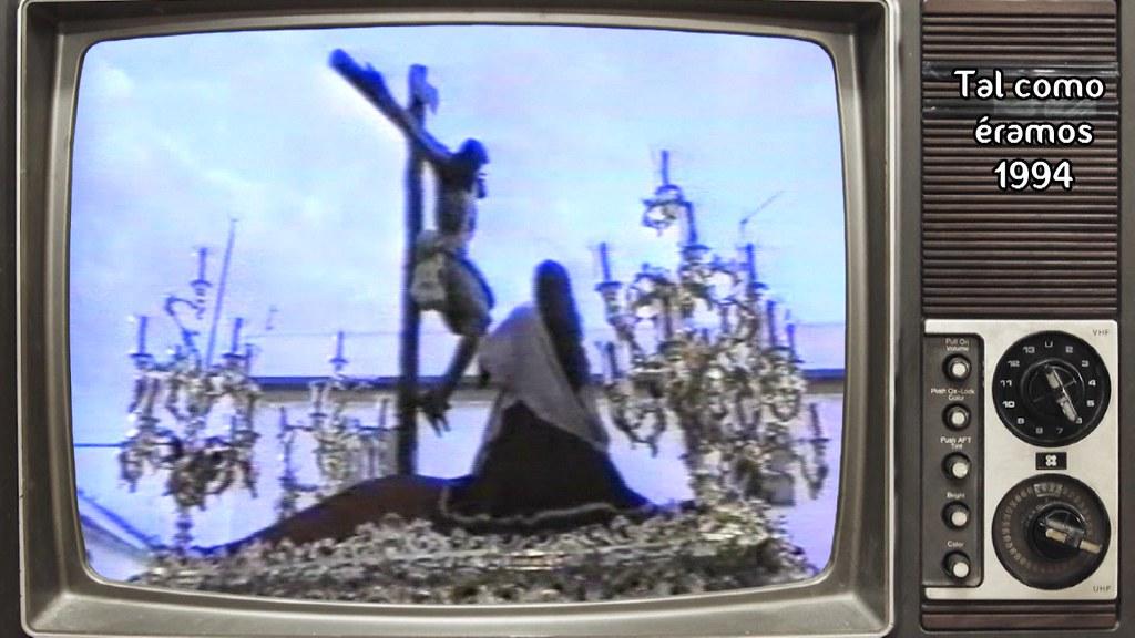Tal como eramos: Procesión Hermandad de la Esperanza 1994