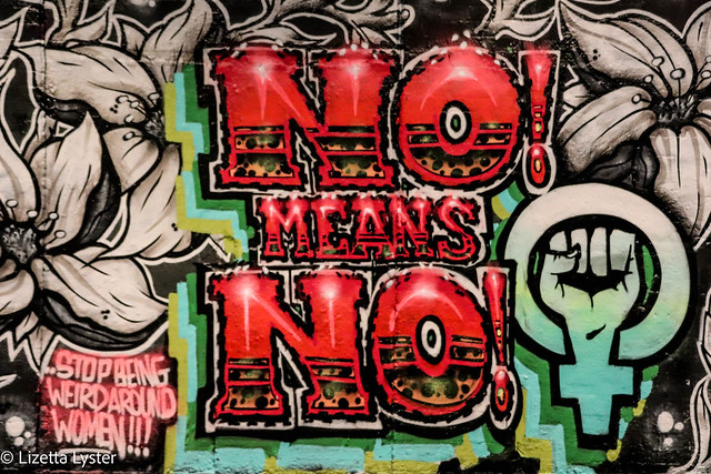 No means no by @tizerid and @thisones_art