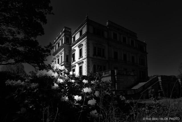 Night Walk-BP82443bw