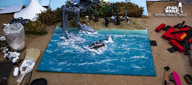 MAKING OF - STAR WARS LEGO