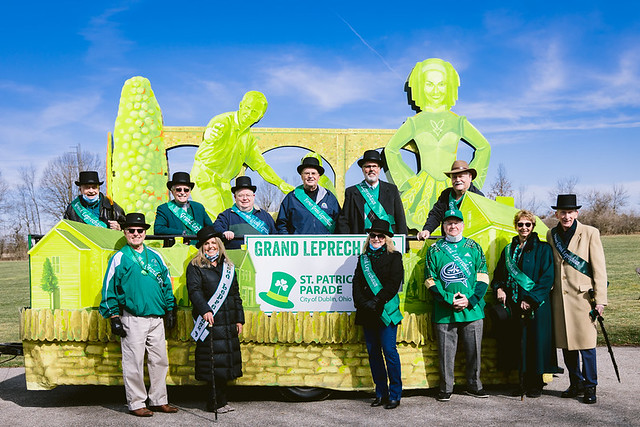 2021 St. Patrick's Day Reverse Parade (web photos)3