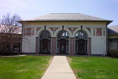 Saratoga Springs Heritage Area Visitor Center - New York  - Saratoga  County