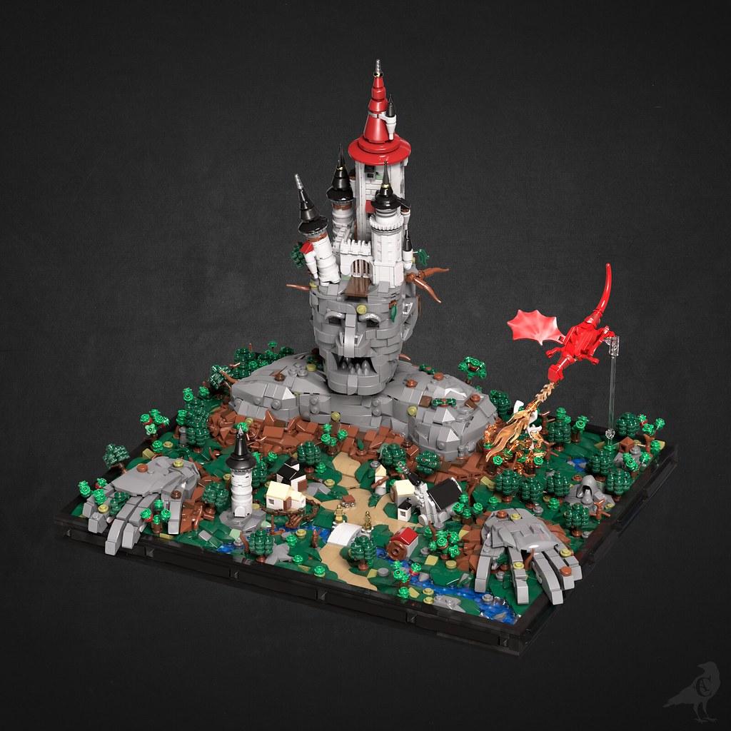 Fantasy Diorama