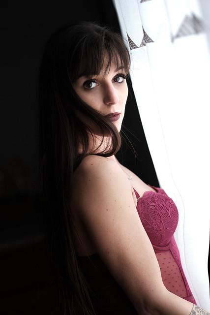 Elodie : Portrait : Fuji X-H1