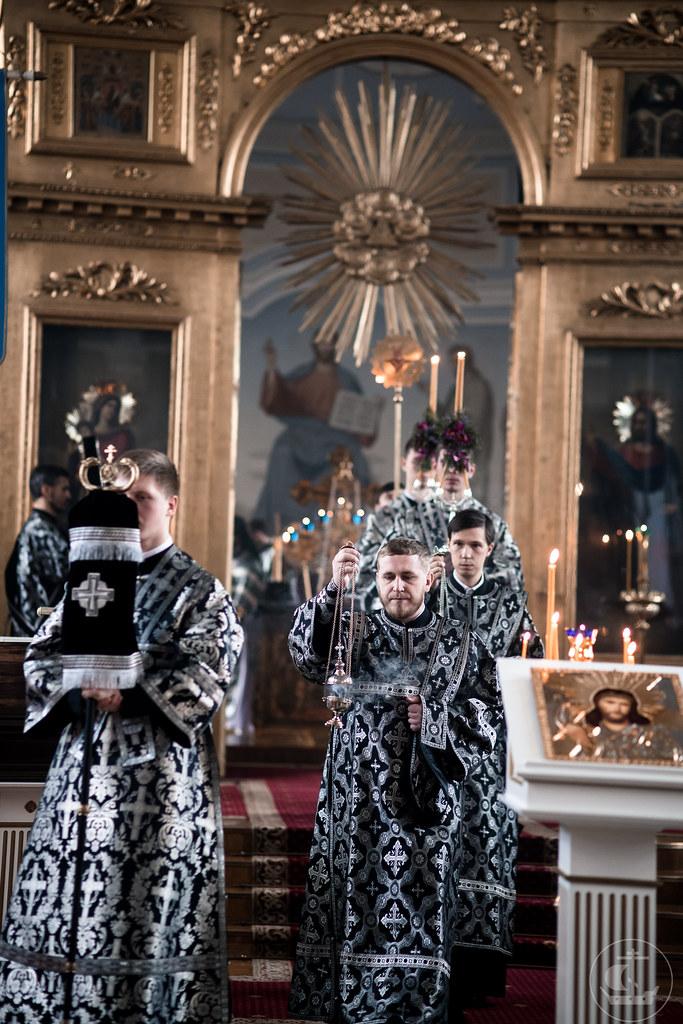 17 марта 2021, Среда Первой седмицы Великого поста / 17 March 2021, Wednesday of the 1st Week of Great Lent