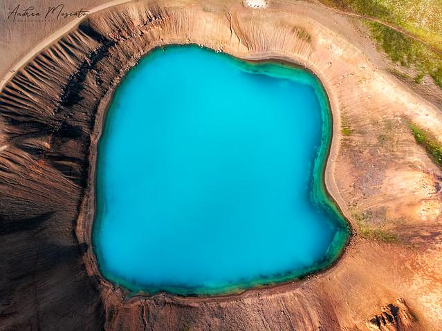 Víti Crater - Krafla Volcano (Iceland)