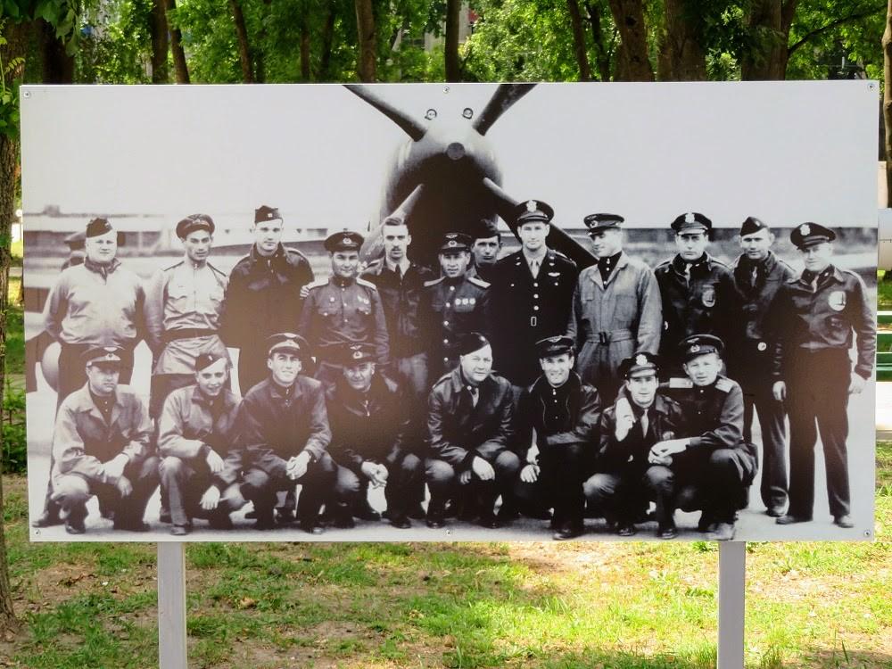 Украина. Полтавский музей тяжёлой бомбардировочной авиации. Часть 1