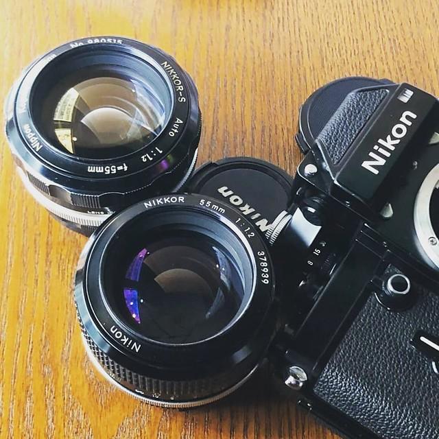Nikon 55mm f1.2 第四十九夜之謎