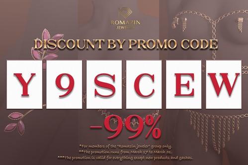 Romazin - GIFT - 99% discount
