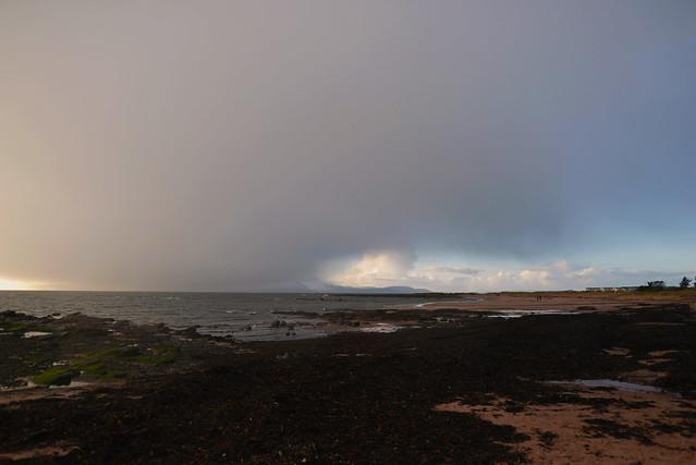 Stormy Beach II