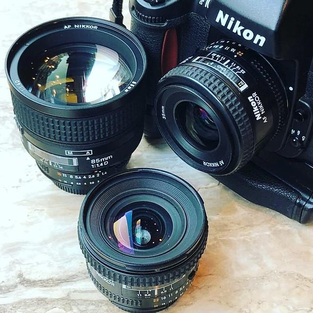 Nikon 35mm f2 D 長壽Nikon 六枚玉
