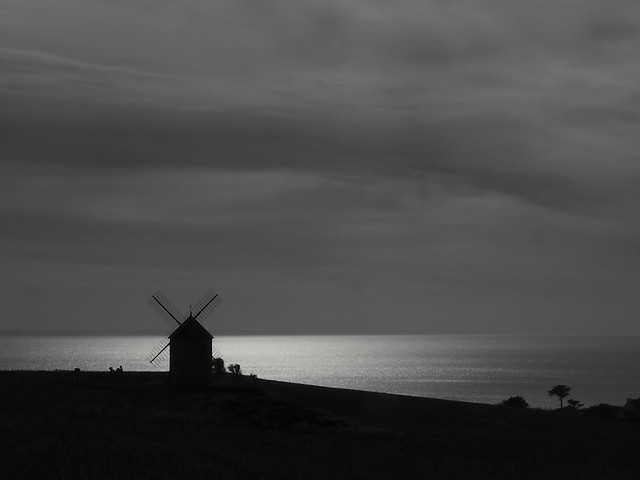 Le moulin..the wind mill