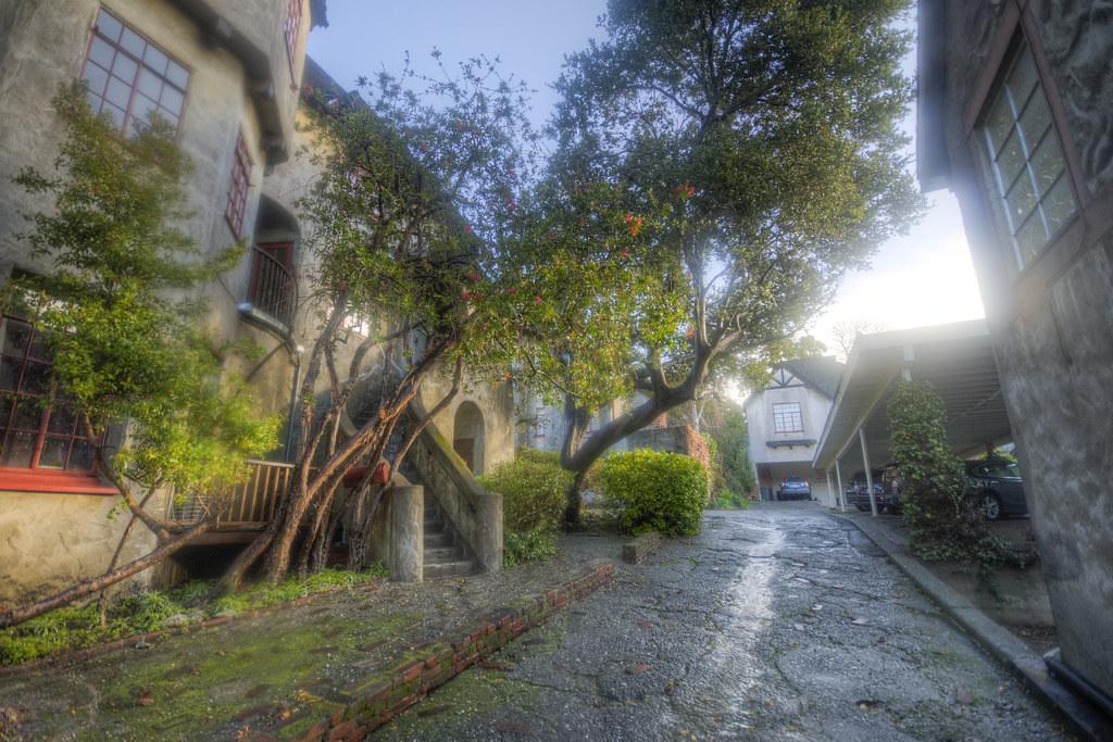 Saturday Morning in Normandy Village