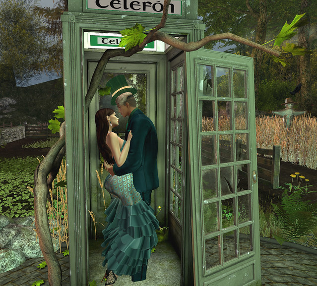 The Village Ireland - Original Kissing Booth