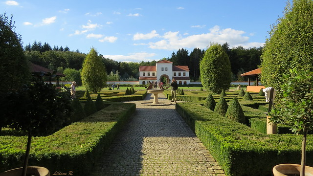 Villa romaine de Borg