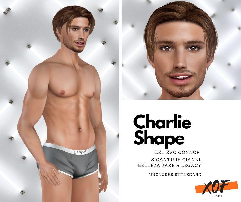 XOF – Charlie  Shape