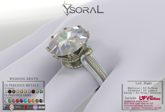 🎀YSORAL CONTEST. WIN 2000L$ !! or FATPACK🎀