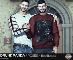 Drunk Panda - BestBuddies