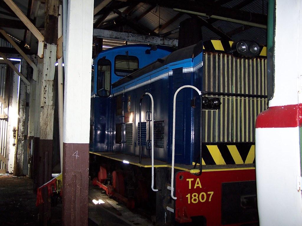 "TA1807 ""Bunbury Power"" Boyanup Museum 03 03 2006"