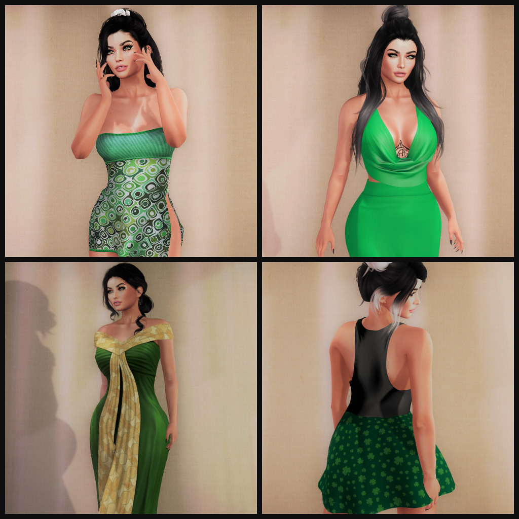 A Green Girl