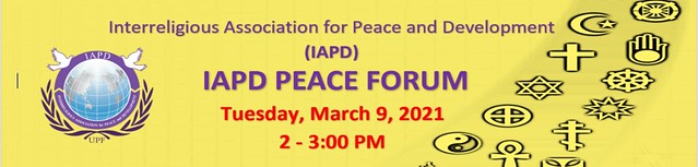 USA-2021-03-09-IAPD Zoom Conference Attracts Over 600 Guests to its Session on the Peaceful Unification of the Korean Peninsula