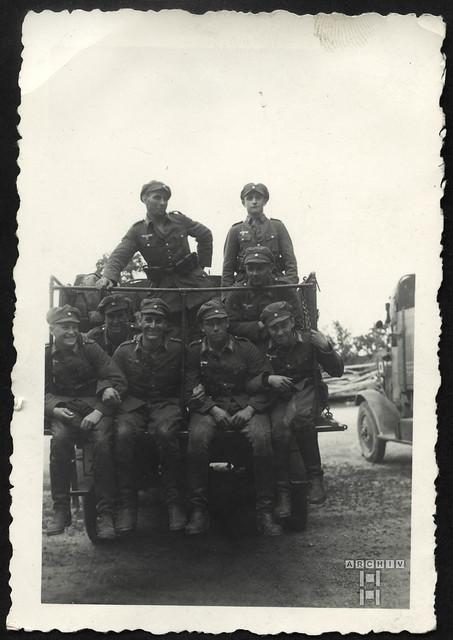 ArchivTappen23AAl2g57 Rekrut Grätner, schwerer Bautrupp, 1934