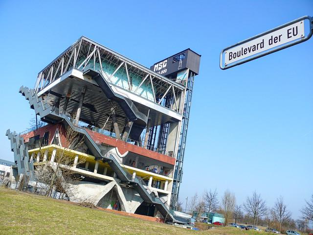 Holland Pavillon - Expo-Gelände Hannover