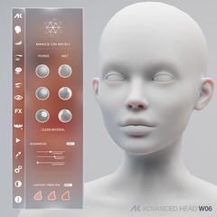 Advanced Head W06 UPGRADED