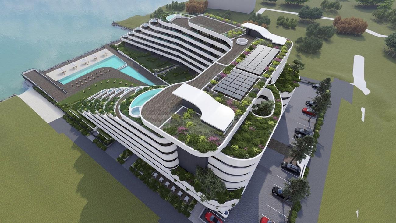 Kormányrendeletben lehetetlenítették el a szegediek tervezte balatoni szállodát