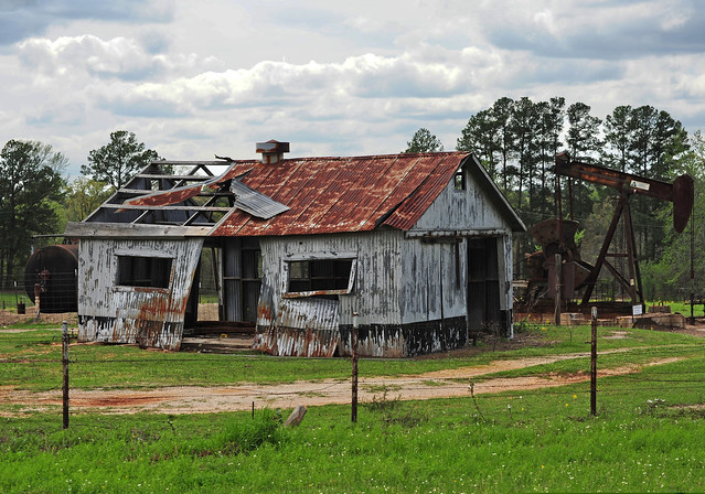 East Texas Oil Patch - Rusk County