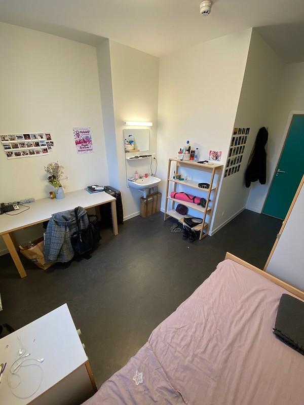 Habitación residencia REGA