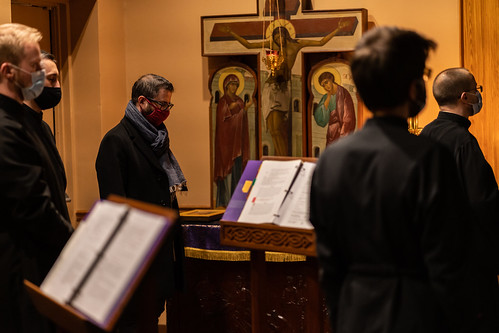 Seminary offers meditations for Great Lent