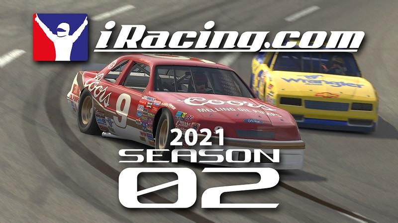 iRacing 2021 Season 2 Patch 1