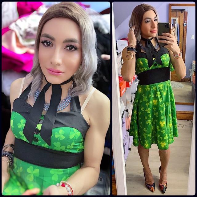 Lucky Dress? 🍀👗