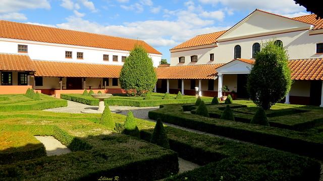 Villa romaine de Borg - Roman Villa Borg