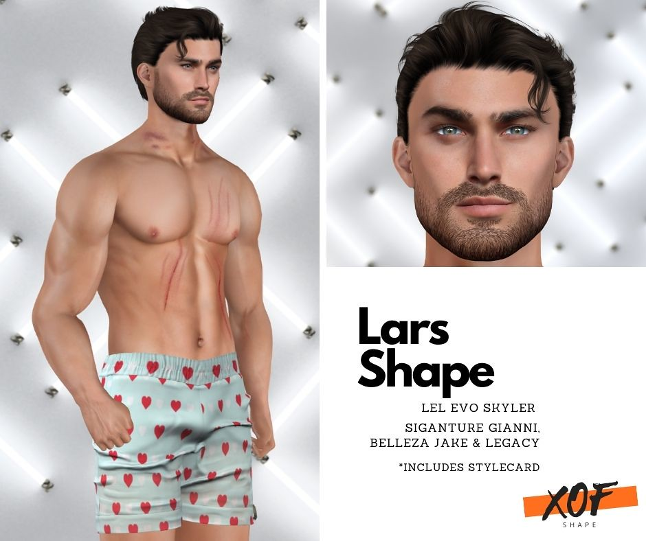 XOF – Lars  Shape