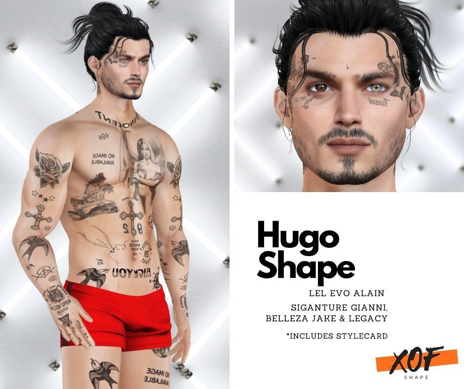 XOF – Hugo Shape