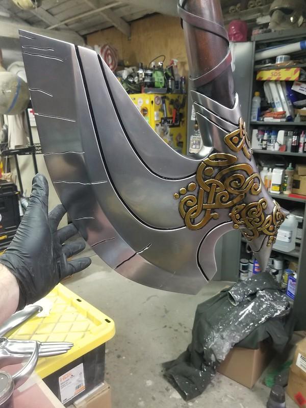 Blade finished