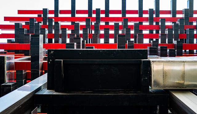 Abstraction -Guotai Grand Theatre- (Chongqing, China. Gustavo Thomas © 2021)