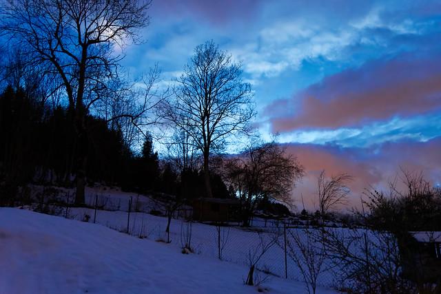 Sunset (explored)