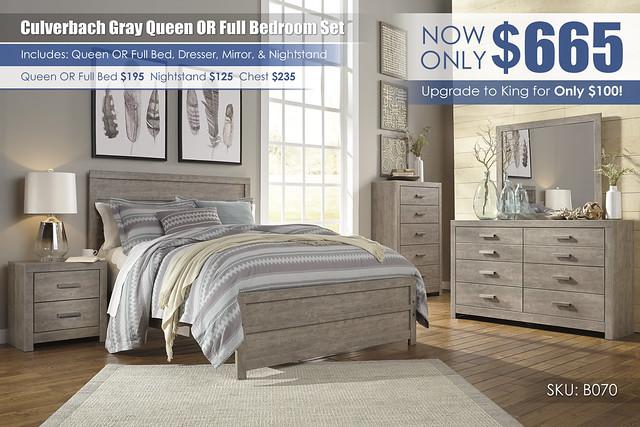 Culverbach Gray Queen OR Full Bedroom Set_B070-31-36-46-57-54-96-92-Q329-ALT