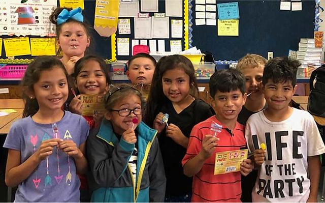 Zolli Candy's Million Smiles Initiative