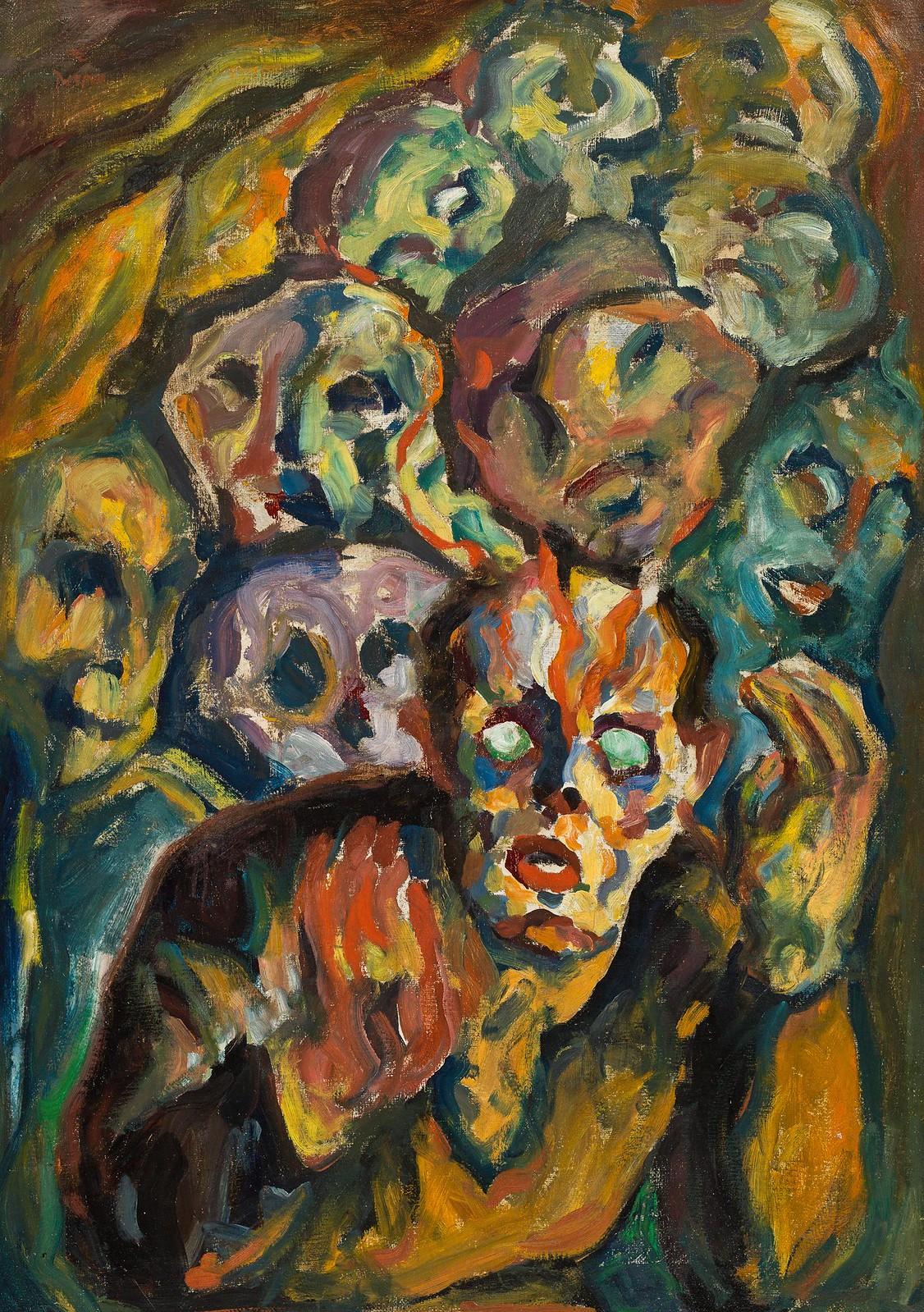 Ernst Nepo - Aus einem anderen Leben : From Another Life, 1940-49