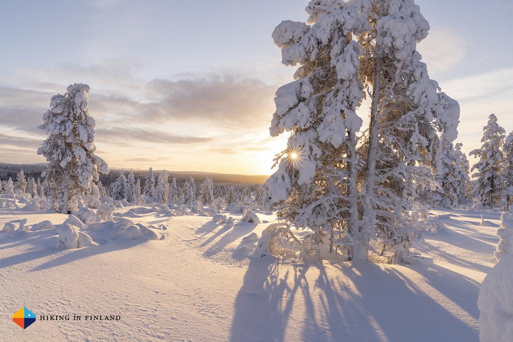 Sunset Glory on Ahonpäät