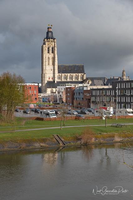 Sint-Walburgakerk Oudenaarde 2021-03-14