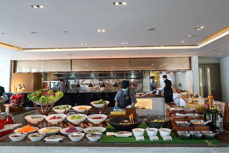 寒舍艾麗La Farfalla義式餐廳