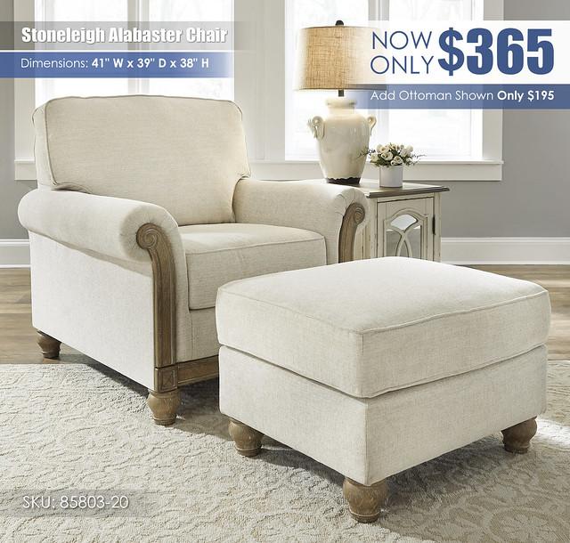 Stoneleigh Alabaster Chair_85803-20-14