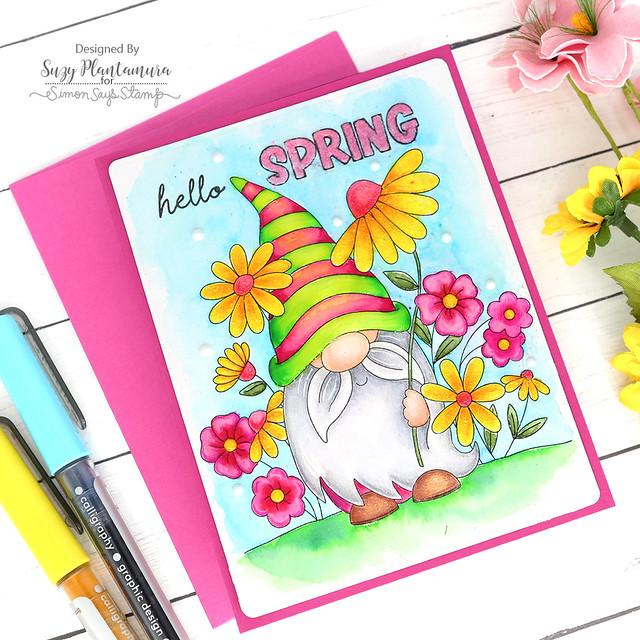 hello spring cu