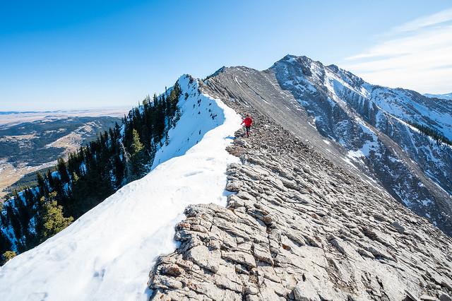 Scrambles - Thunder Mountain - March 2021-16