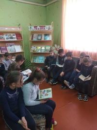 Неделя детской книги - праздник всех читающих ребят